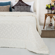 Kουβερτοπάπλωμα Microvelour-Sherpa SB Home Aspen Ivory