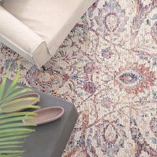 Χαλιά Μηχανοποίητα All Seasons Royal Carpet Palazzo 6531D Ivory