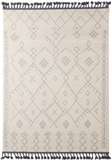 Χαλιά Μηχανοποίητα All Seasons Royal Carpet Boho 6459B Ivory