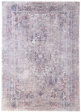 Χαλιά Μηχανοποίητα Royal Carpet Lumina Shrink 114B Blue-Red
