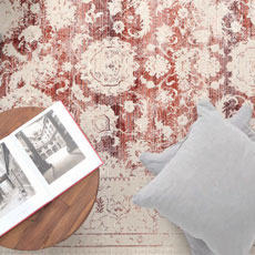 Χαλιά Μηχανοποίητα All Seasons Soft Touch Royal Carpet Pure 35 Red