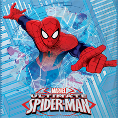 Κουβέρτα Bebe Φλις Palamaiki Disney Kidland Spiderman