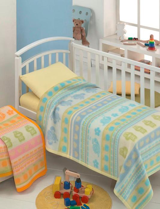6bf604b3a35 Κουβέρτες Μάλλινες Παιδικές Chiocciola